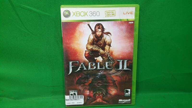 MICROSOFT Microsoft XBOX 360 Game FABLE II