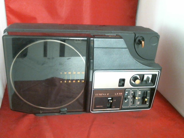 BELL & HOWELL Vintage Electronic Part/Accessory 8MM PROJECTOR