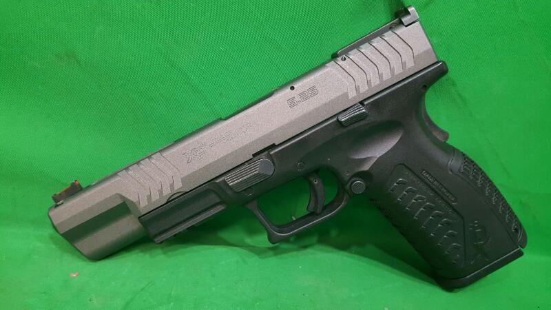 SPRINGFIELD ARMORY Pistol XDM-45 5.25