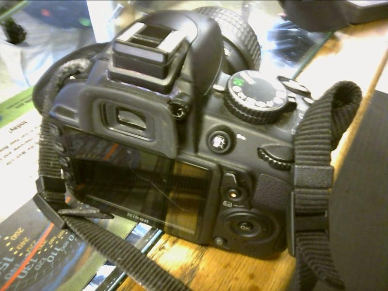 NIKON Digital Camera D3100 BODY ONLY