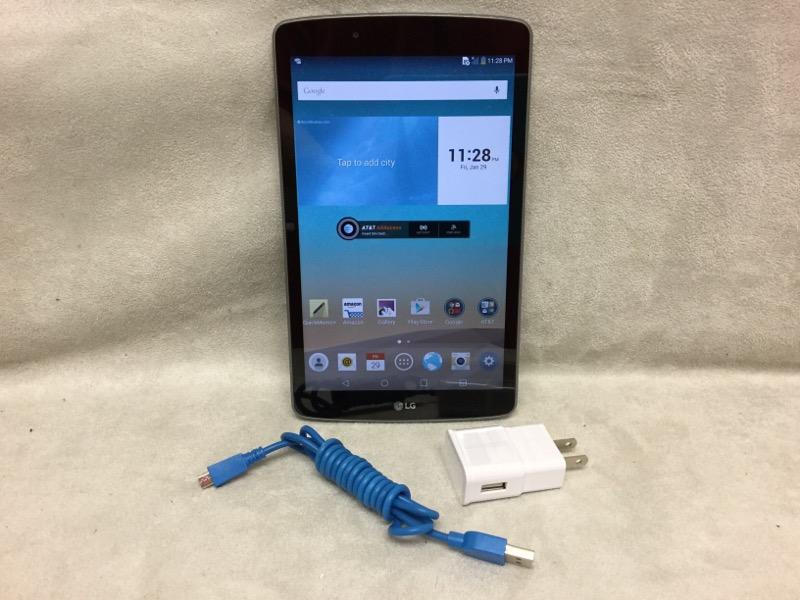 """LG GPad F (LG-V480) 8"""" Tablet 16gb (AT&T)"""