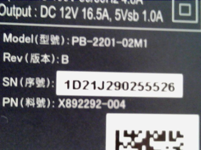 MICROSOFT XBox ONE XBOX - CONSOLE - 1ST EDITION