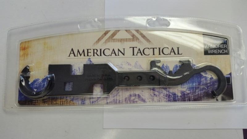 AMERICAN TACTICAL AR-15 ARMORER WRENCH