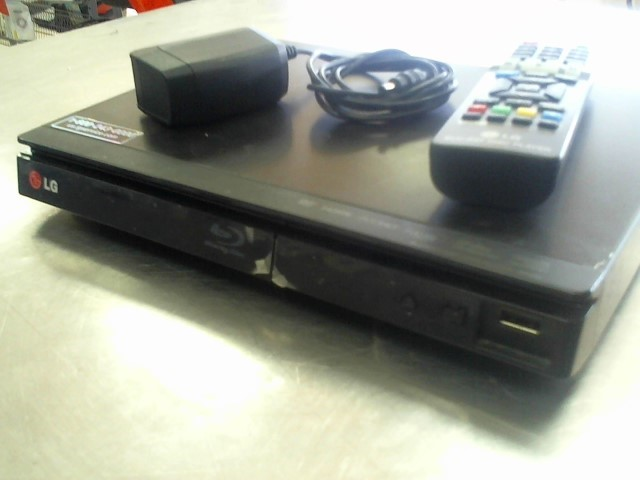 LG DVD Player BP330