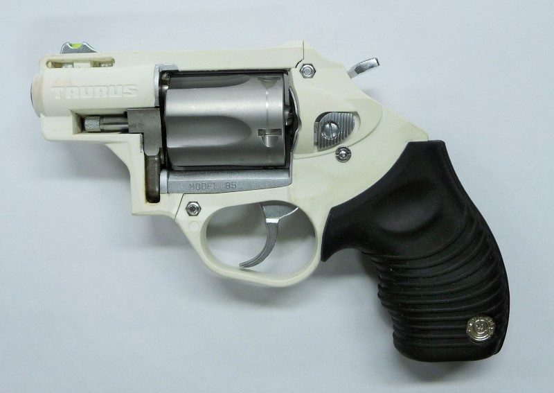 TAURUS Revolver 85 PROTECTOR POLYMER