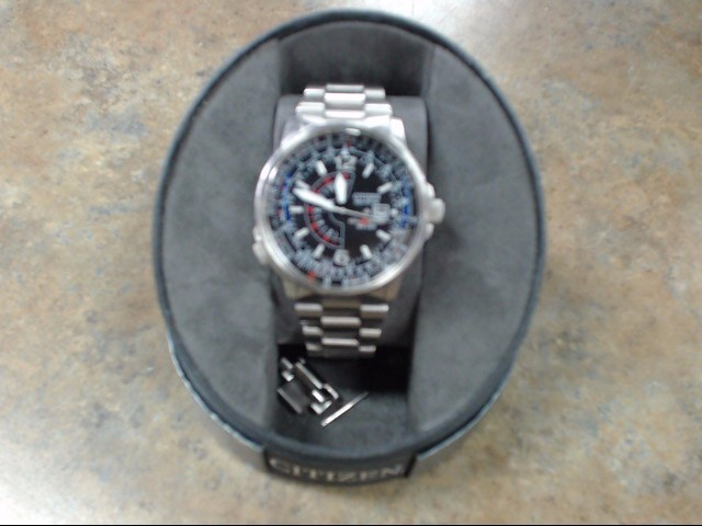 CITIZEN Gent's Wristwatch BJ7000-52E