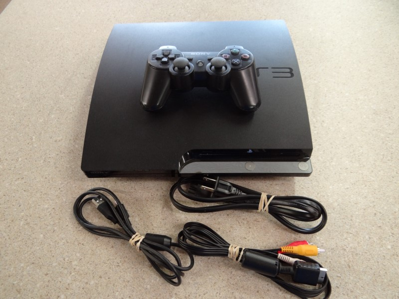 SONY PLAYSTATION 3 - SYSTEM - 160GB - CECH-2501A
