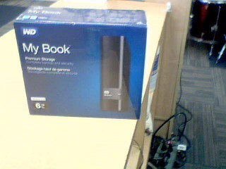 WESTERN DIGITAL Computer Accessories DIGITAL MY BOOK 6TB