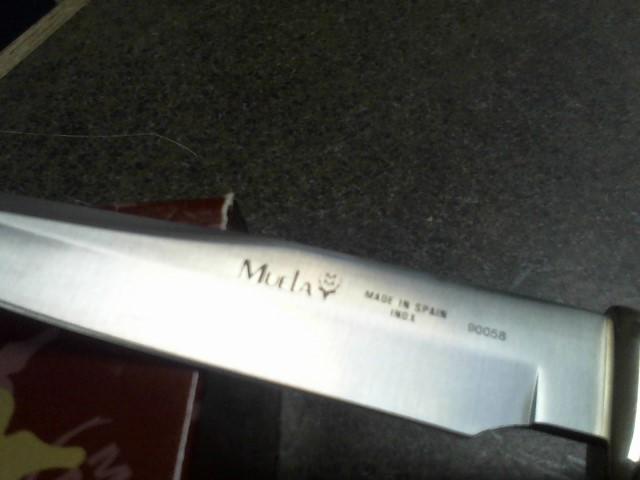 MUELA KNIFE Hunting Knife 90058