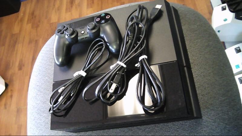 SONY PlayStation 4 PLAYSTATION 4 -SYSTEM- CUH-1115A - DESTINY BUNDLE