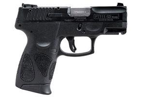 TAURUS Pistol PT 111 MILLENNIUM G2 SS (1-111039G2-12)