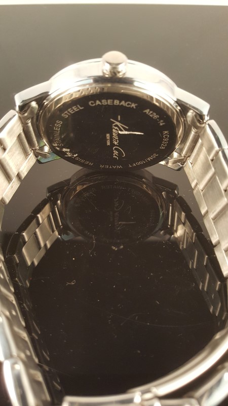 KENNETH COLE Gent's Wristwatch KC9328