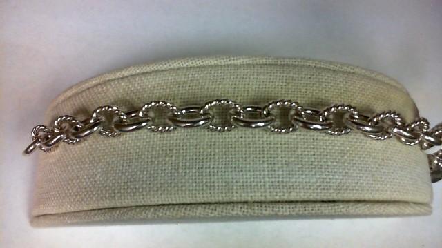 Silver Fashion Bracelet 925 Silver 25.3g