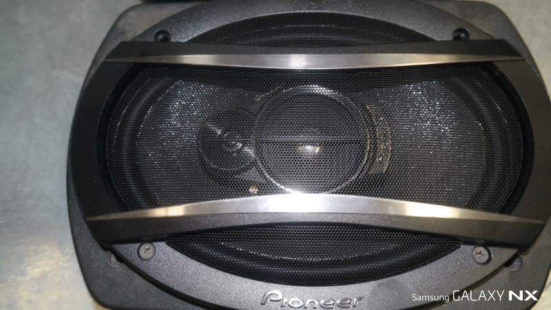 PIONEER ELECTRONICS Car Speakers/Speaker System TS-A6996R