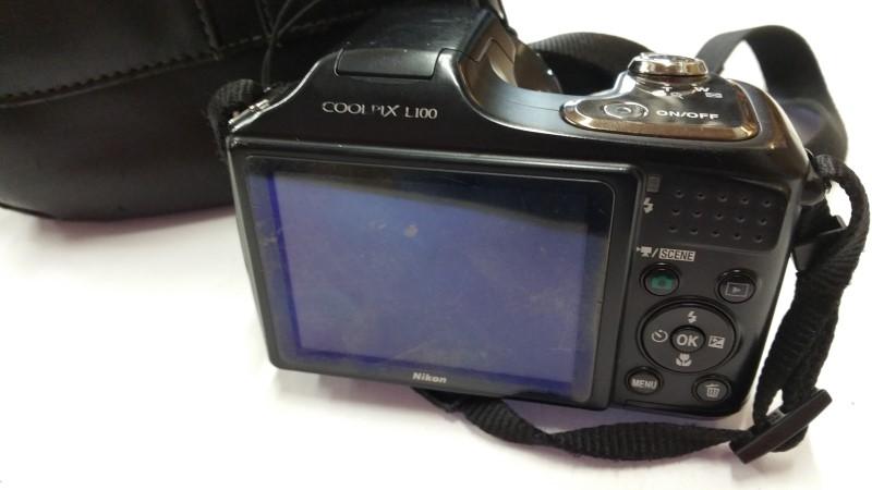 NIKON DIGITAL CAMERA COOLPIX L100
