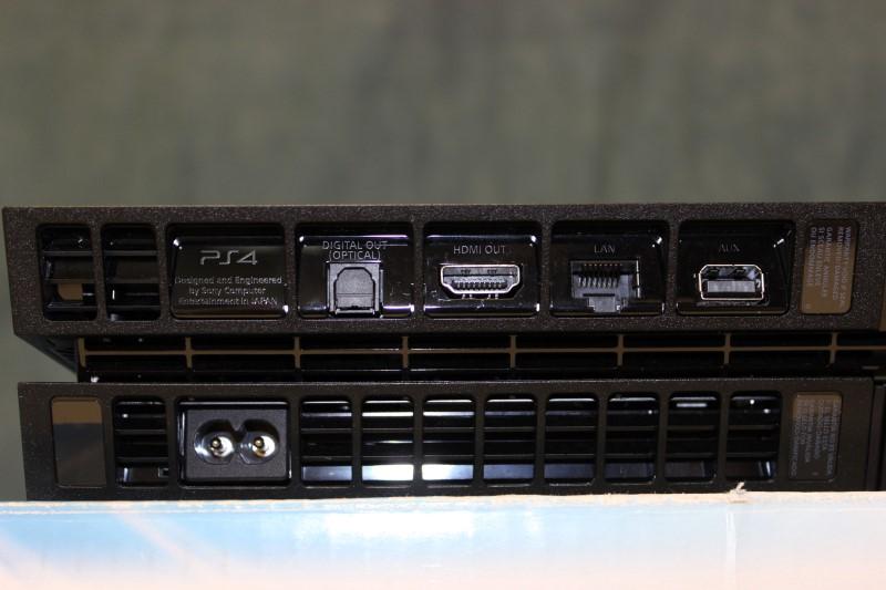 Sony PlayStation 4, Black 500GB - Model# CUH-1115A