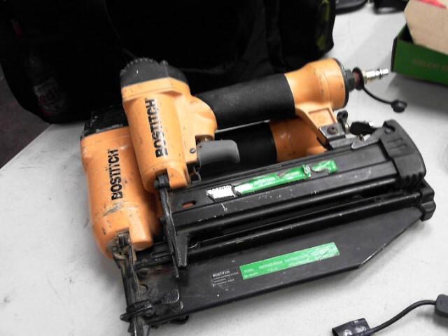 BOSTITCH Nailer/Stapler SB-1664FN/SB-150SX