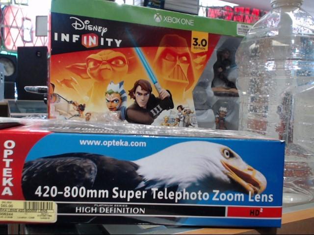OPTEKA Lens/Filter 420-800MM LENS