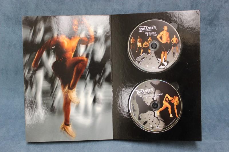 Beachbody Insanity 12 DVD Workout Set