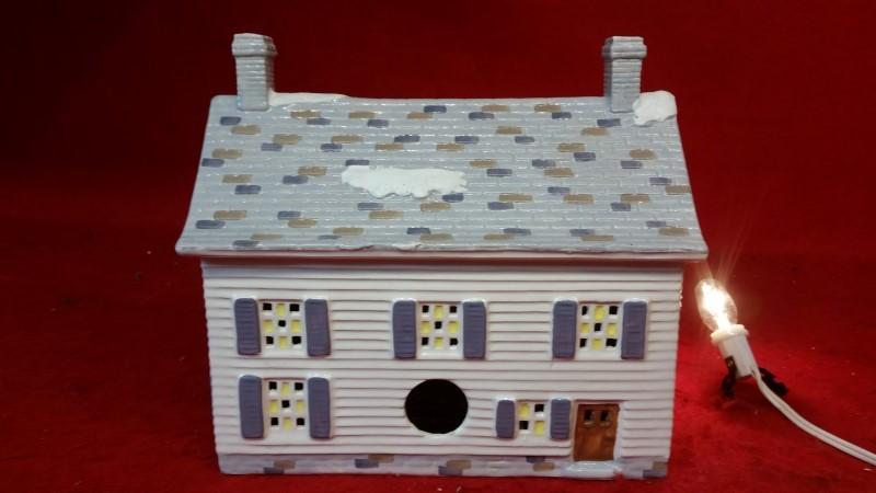 "Dept. 56 Original Snow Village ""Cumberland House"""