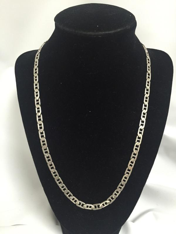 """20"""" Silver Fashion Chain 925 Silver 16.7dwt"""