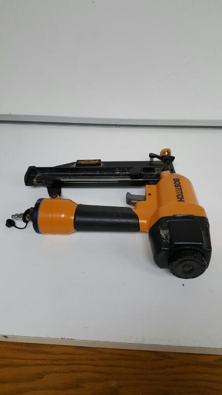 "Bostitch SB-1664FN, 1 "" to 2 1/2"" 16 Gauge Straight Finish Nail Gun"