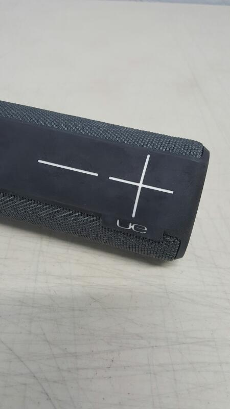 UE Boom 2 Boom2 Phantom Black Edition S-00151 Bluetooth Speaker