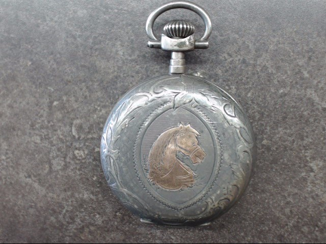 ANCRE Pocket Watch 15 RUBIS POCKET WATCH