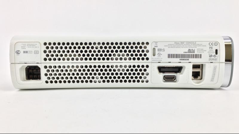 MICROSOFT XBOX 360 20GB (2009) WHITE BUNDLE