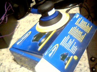BLUE POINT Vibration Sander AT406C