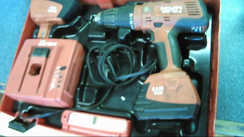 HILTI Cordless Drill SFH 181-A