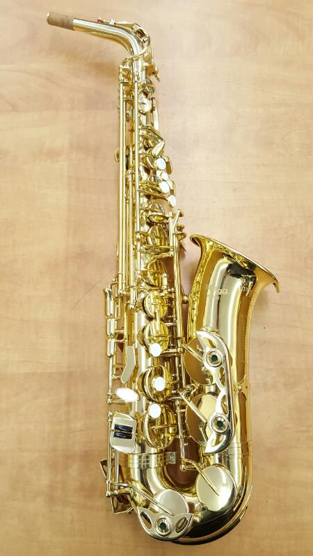 STAGG SAXOPHONE WS-AS 215 ALTO w/Hard Case