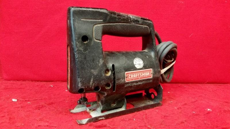 Craftsman Electric Jig Saw