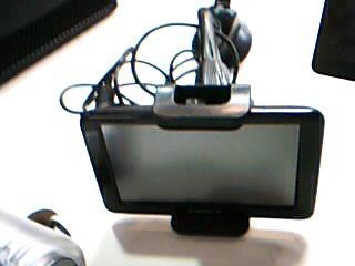 GARMIN GPS System NUVI 2555 LMT