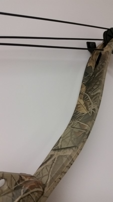 Buckmasters Youth Archery Compound Bow (Camo) *PLEASE READ*