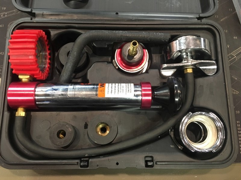 MAC TOOLS Diagnostic Tool/Equipment UNIVERSAL COOLING SYSTEM TEST KIT