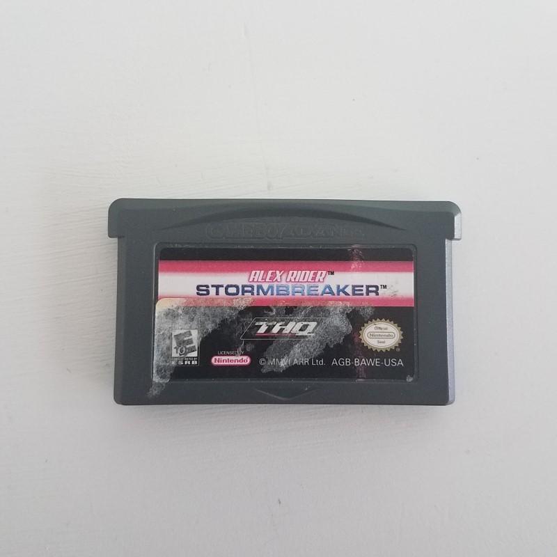 NINTENDO Nintendo GBA STORMBREAKER