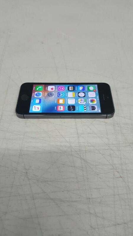 Apple iPhone 5s, 16gb (ME350LL/A, Space Gray, Sprint)