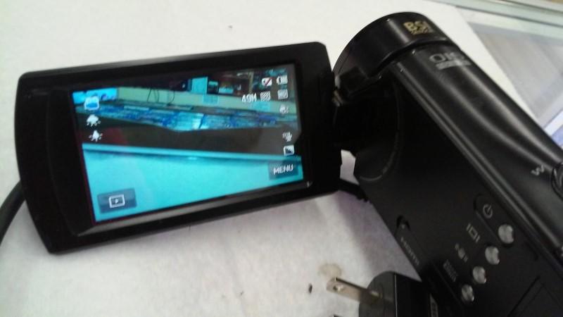 SAMSUNG Camcorder HMX-H300BN