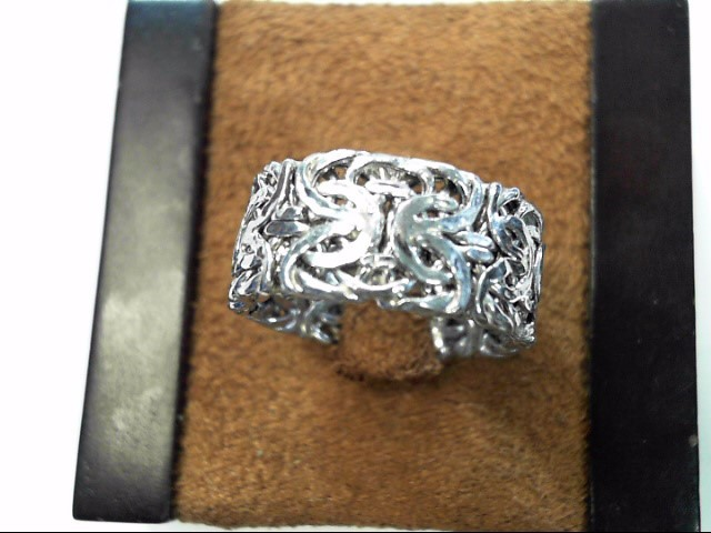 Lady's Silver Ring 925 Silver 3dwt