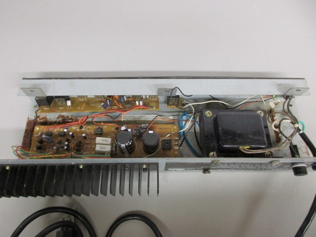 FENDER BASSMAN 60 CHASSIS
