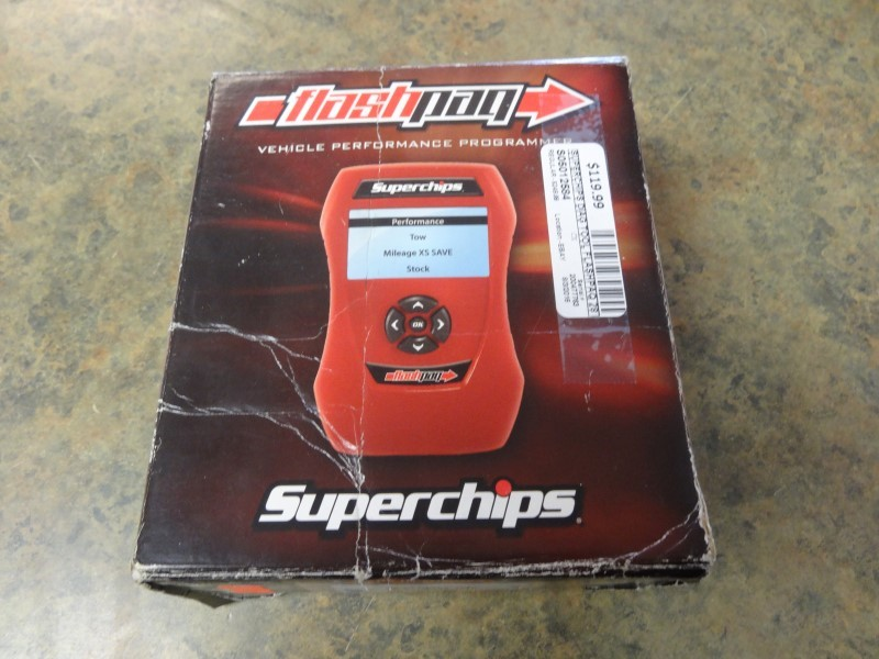 SUPERCHIPS Diagnostic Tool/Equipment FLASHPAQ 2840
