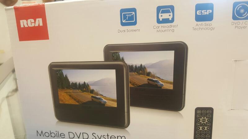 RCA Portable DVD Player DRC69705E22