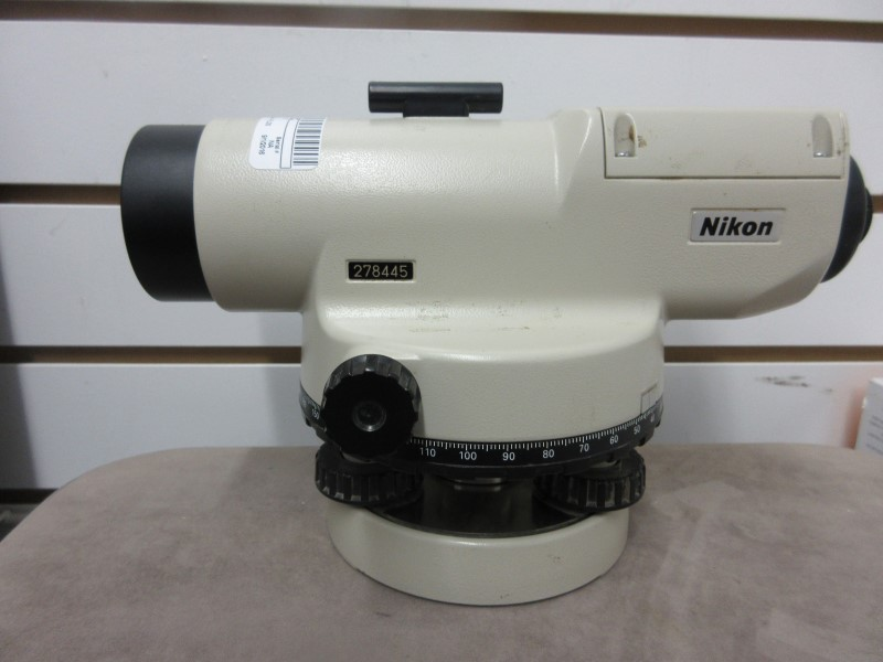 NIKON Automatic Level AE-7C
