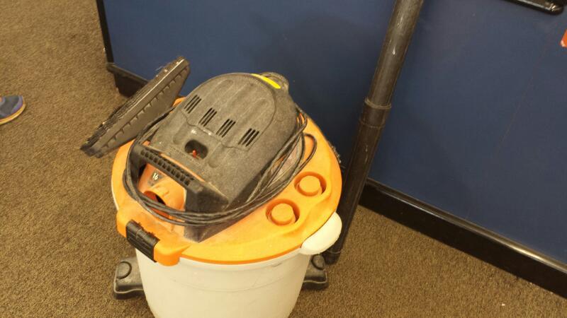 Ridgid Tool Vacuum Cleaner