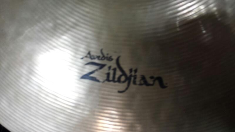 "ZILDJIAN Cymbal 18"" CRASH"