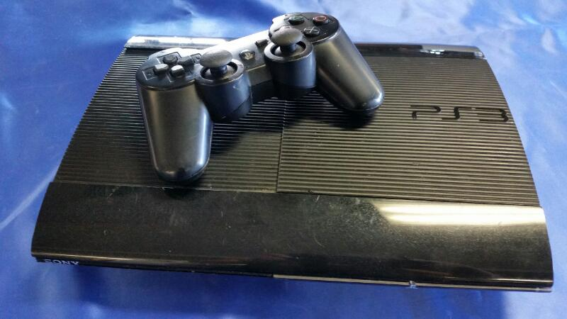 SONY PlayStation 3 PLAYSTATION 3 - SYSTEM - 250GB - CECH-4001B