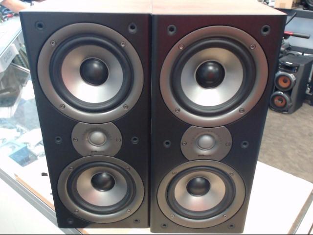 POLK AUDIO Speakers/Subwoofer MONITOR 40