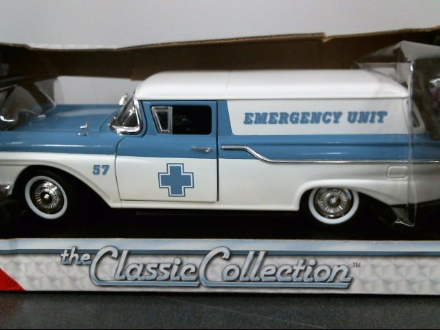 ROAD LEGENDS Toy Vehicle 1957 FORD COURIER SEDAN DELIVERY