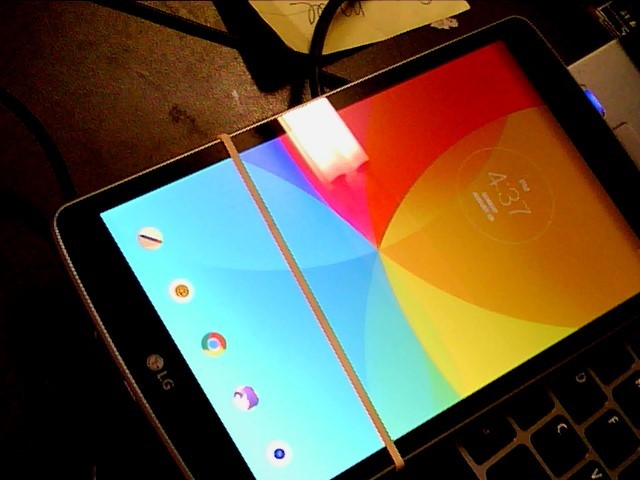 LG Tablet G 2
